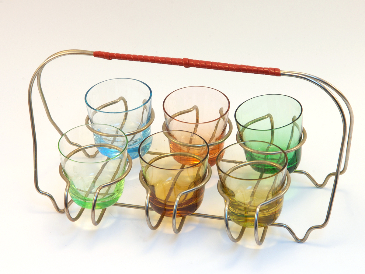 Shot Glasses Tray